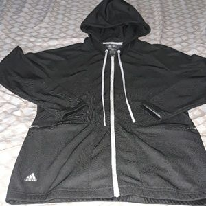 Nwot. Adidas womans golf small thin hoody